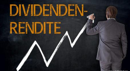 Dividenden als Rendite – kontinuierliche Erträge bei Aktien
