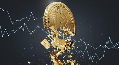 Bitcoin bricht ein!